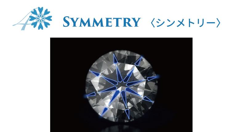 SYMMETRY シンメトリー